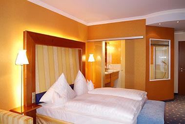 Double room ****