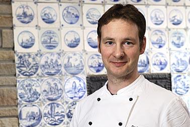 Küchenchef Daniel Elling
